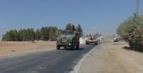 ASKERİ ARAÇ - Suriye'ye Tank Ve Askeri Personel Sevkiyatı Yapıldı