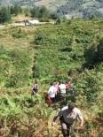 PARAŞÜTÇÜ - Yamaç Paraşütçüleri 100 Metreden Düştü