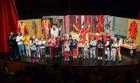 ADİLE NAŞİT - Yıldırımlı Çocuklar Tiyatro Ve Masala Doyacak