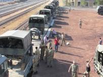TRAFİK POLİSİ - 38 Askeri Araç Daha Ulaştı!