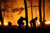YANGıN YERI - ABD'de yangın faciası! 5'i çocuk 9 kişi hayatını kaybetti