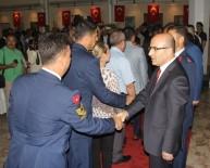 NECDET ÜNÜVAR - Adana'da Bayramlaşma