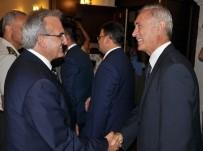 MUSTAFA KÖSE - Antalya'da Protokol Bayramlaştı