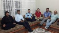 MUSTAFA ELDIVAN - Avanos Kaymakamı Eldivan Şehit Ve Gazi Ailelerini Ziyaret Etti