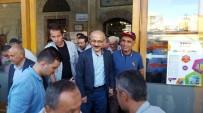 LÜTFI ELVAN - Bakan Elvan Bayram Namazını Karaman'da Kıldı