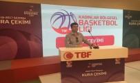 KURA ÇEKİMİ - Bandırma Basketbol Fikstürü Belli Oldu