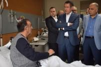 SABAH KAHVALTISI - Başbakan Yardımcısı Canikli, Bayramı Giresun'da Karşıladı