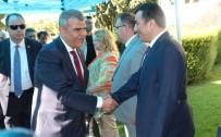 BOMBALI ARAÇ - Başbakan Yardımcısı Kaynak Açıklaması 'Bayramlar, Barış Ve Huzur Günleridir'