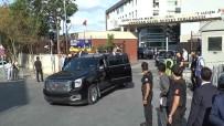 ŞEHİT POLİS - Başbakan Yıldırım Polislere Telsizden Seslendi
