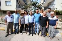 CAMİ İMAMI - Başkan Karabağ Bayramı Vatandaşlarla Geçirdi