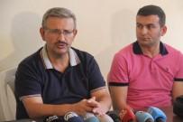 NURSAL ÇAKıROĞLU - Cerablus'ta 25 Bin Suriyeli Yaşıyor