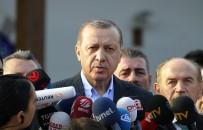 İSTANBUL VALİSİ - Cumhurbaşkanı Erdoğan'dan Kayyum Açıklaması Açıklaması 'Geç Kalmış Bir Karar, Belediye Başkanları Teröre Destek Veremez'