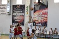 BERGAMA BELEDİYESPOR - Ekiz Yumurta Foça Basketbol Altyapı Sezonunu Açtı