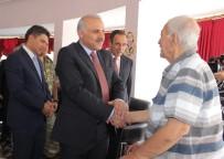 MURAT ZORLUOĞLU - Elazığ'da Bayramlaşma Töreni Yapıldı