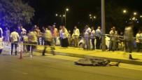 İZMIR ADLI TıP KURUMU - Emanet Aldıkları Motosiklet Sonları Oldu Açıklaması 2 Ölü