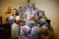 TEKERLEKLİ SANDALYE - Engelliler İçin 185 Bin Mavi Kapak Topladı