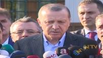 İSTANBUL VALİSİ - Erdoğan'dan 'Fırat Kalkanı' açıklaması