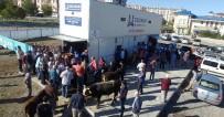 ŞEHİT ÜSTEĞMEN - Erzurumlulardan Mobil Mezbahalara Tam Not