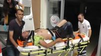 KAFA TRAVMASI - Kulu'da Otomobil Takla Attı Açıklaması 2 Ağır Yaralı