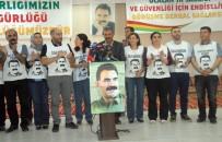 LEYLA GÜVEN - Öcalan'ın Mesajı Diyarbakır'da Açıklandı, Açlık Grevi Eylemi Sona Erdi
