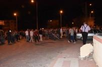 Sinop'ta Gerginlik: 15 Yaralı