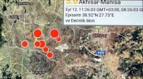 GÜNEY DOĞU - Uzmanlardan Manisa Depremiyle İlgili Ürküten Açıklama