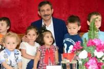 MESUT YıLDıRıM - Vali Yıldırım'dan Çocuk Yuvasına Anlamlı Ziyaret