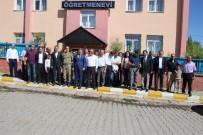 ASKERLİK ŞUBESİ - Varto'da Resmi Bayramlaşma