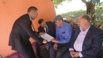 EMRAH ÖZDEMİR - Ak Parti Niğde Teşkilatı, Şehit Ailelerini Bayramda Yalnız Bırakmadı