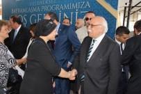 HARUN KARACAN - Bakan Avcı, Eskişehir'de Bayramlaşma Törenine Katıldı