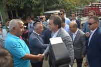 MEHMET ŞÜKRÜ ERDİNÇ - Bakan Çelik, Kozan'da Bayramlaşma Programına Katıldı