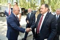 AZİZ YILDIRIM - Bakan Eroğlu'ndan Suriye Açıklaması