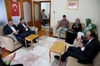 EYÜP BELEDİYESİ - Bakan Fatma Betül Sayan Kaya'dan 15 Temmuz Şehit Ailelerine Ziyaret