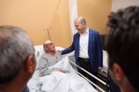 İBRAHIM TAŞYAPAN - Bakan Soylu Yaralıları Ziyaret Etti