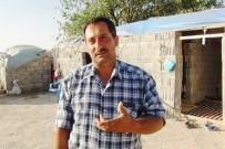 ÖLÜM HABERİ - Barakada Yaşayan Nusaybinli Ailenin Dramı