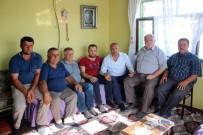 Başkan Arslan'dan, Gazi Şenel'e Bayram Ziyareti