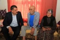 ŞEHİT POLİS - Başkan Gürkan'dan Şehit Ailelerine Ziyaret