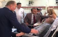 HAYDAR KıLıÇ - Bayramda Hastalara Sürpriz Ziyaret
