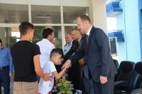 ATILA KANTAY - Demirci'de Bayramlaşma Töreni Yapıldı