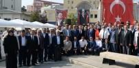 ALİ ERCOŞKUN - Demokrasi Meydanı'nda Bayramlaşma Töreni