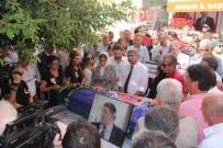 MURAT KARAYALÇIN - Eski Belediye Başkanı Kaya Mutlu Son Yolculuğuna Uğurlandı