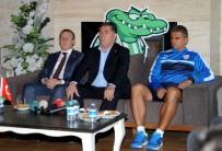 HAMZA HAMZAOĞLU - 'Fenerbahçe'yi Yendik, Rahat Oturuyoruz Ama…'
