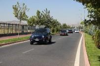HULUSİ AKAR - Genelkurmay Başkanının Geçiş Güzergahındaki Şüpheli Poşet Polisi Harekete Geçirdi