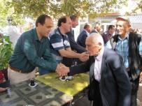 EMNİYET AMİRİ - Hisarcık'ta Halkla Bayramlaşma