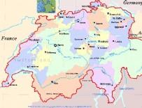ALMANLAR - İşte İsviçre'de yaşayan Türk sayısı