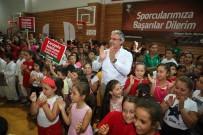 KARŞIYAKA BELEDİYESİ - Karşıyaka Yaz Okullarından 10 Bin Çocuk Faydalandı