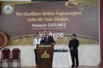 AYHAN DURMUŞ - Kartepeliler, Başkan Üzülmez'in Ev Sahipliğinde Bayramlaştı