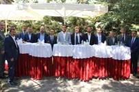 NEVŞEHİR BELEDİYESİ - Nevşehir'de Protokol Bayramlaştı