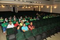 İŞ GÜVENLİĞİ - Odunpazarı Belediyesi'nden Temizlik Personeline İş Sağlığı Eğitimi