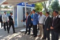 FEVZI ŞANVERDI - Reyhanlı'da Protokol İle Halk Bayramlaştı